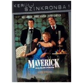 Maverick - Halálos póker (DVD)