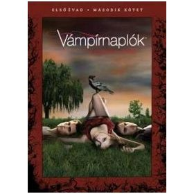 Vámpírnaplók - 1. évad, 2. kötet (3 DVD)