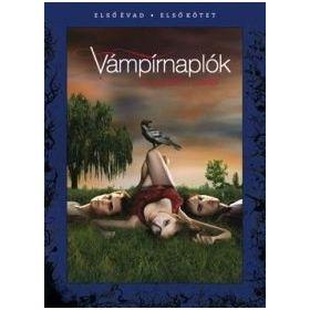 Vámpírnaplók - A teljes 1. évad (5 DVD)