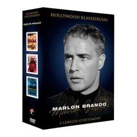 Marlon Brando gyűjtemény (3 DVD)