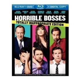 Förtelmes főnökök (Blu-ray)