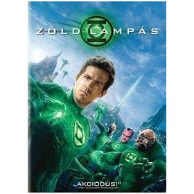 Zöld Lámpás (DVD)