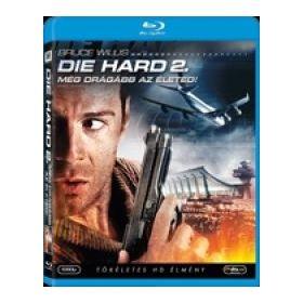 Die Hard 2. - Még drágább az életed (Blu-ray) (új kiadás)
