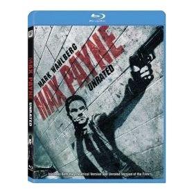 Max Payne - Egyszemélyes háború (Blu-ray)