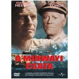 A midwayi csata (DVD)