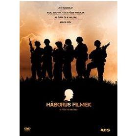 Háborús filmek gyűjteménye (4 DVD)