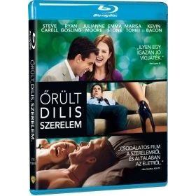 Őrült, dilis, szerelem. (Blu-ray)