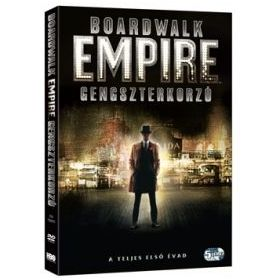 Boardwalk Empire - Gengszterkorzó 1. évad (5 DVD)