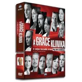 A Grace klinika - 7. évad (6 DVD)