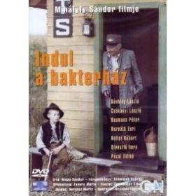Indul a bakterház (DVD)
