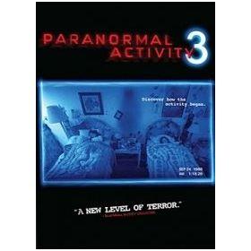 Parajelenségek 3. (DVD)