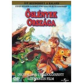 Őslények országa I. (DVD)