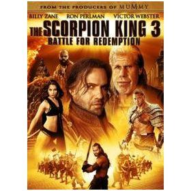 A Skorpiókirály 3. - Harc a megváltásért (DVD)