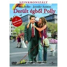 Derült égből Polly (DVD)