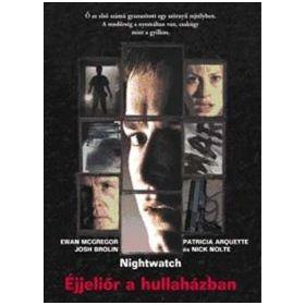 Éjjeliőr a hullaházban (DVD)