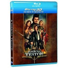 A három testőr (2011) (3D Blu-ray)