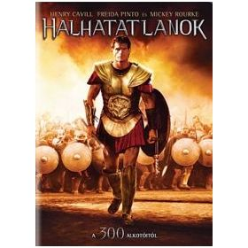Halhatatlanok (DVD)