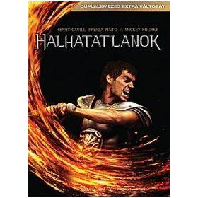 Halhatatlanok - duplalemezes extra változat (2 DVD)