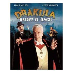 Drakula halott és élvezi (DVD)