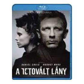 A tetovált lány (2011) (Blu-ray)