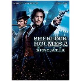 Sherlock Holmes 2. - Árnyjáték (DVD)