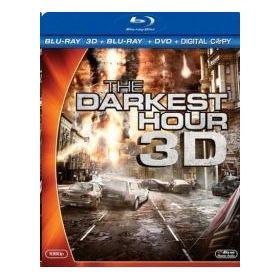 A legsötétebb óra (Blu-ray3D)