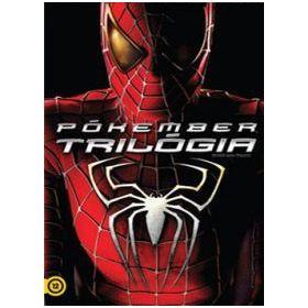 Pókember 1-3. gyűjtemény (6 DVD)