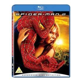 Pókember 2. (Blu-ray)
