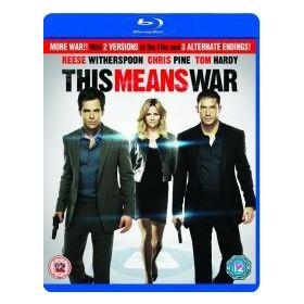 Kémes hármas - bővített- és moziváltozat (Blu-ray)