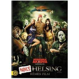 Nincs Helsing - Rémes film (DVD)