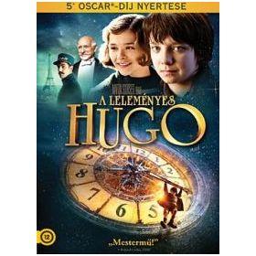 A leleményes Hugo (DVD)