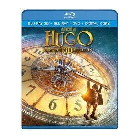 A leleményes Hugo (Blu-ray3D)