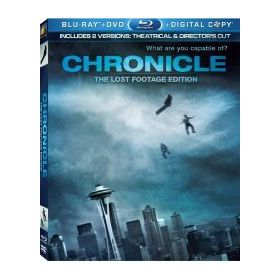 Az erő krónikája: mozi- és bővített változat (Blu-ray)