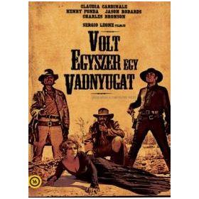 Volt egyszer egy vadnyugat (DVD)
