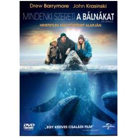 Mindenki szereti a bálnákat (DVD)