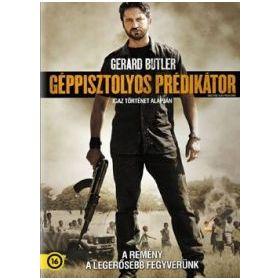 Géppisztolyos prédikátor (DVD)