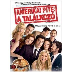 Amerikai pite: A találkozó (DVD)