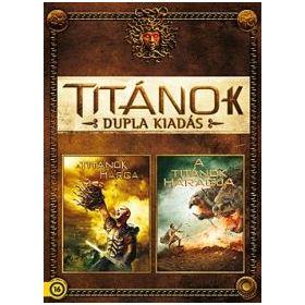 A Titánok harca / A Titánok haragja (2 DVD)
