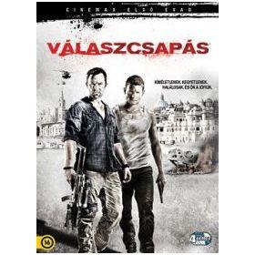 Válaszcsapás: 1. évad (4 DVD)