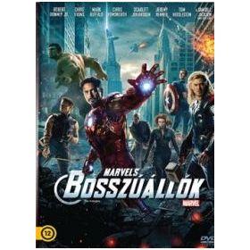 Bosszúállók *2012* *Marvel* (DVD)