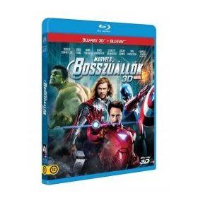 Bosszúállók *2012* (3D Blu-ray + Blu-ray)