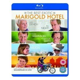 Keleti nyugalom - Marigold Hotel (Blu-ray)