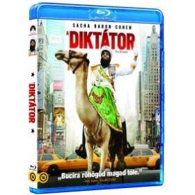 A diktátor (Blu-ray)