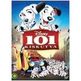 101 kiskutya (rajzfilm, új kiadás) (DVD)