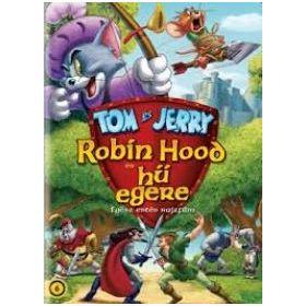 Tom és Jerry - Robin Hood és hű egere (DVD)
