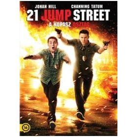 21 Jump Street - A kopasz osztag (DVD)