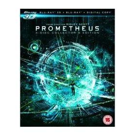 Prometheus (3D Blu-ray + BD)