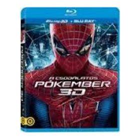 A csodálatos pókember (3D Blu-ray)