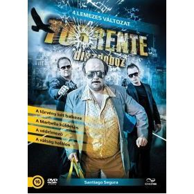 Torrente 1-4.  (4 DVD)