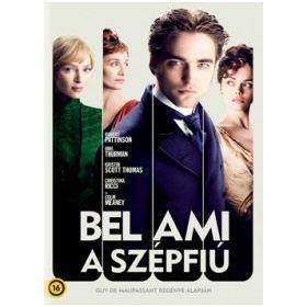 Bel Ami - A szépfiú (DVD)